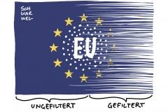 Urheberrechtsreform: EU-Rat stimmt umstrittenener Richtlinie zu