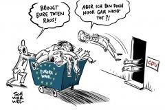 Union verliert erneut: Sympathiewerte von AKK im steilen Sinkflug