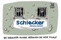BGH-Beschluss wegen Veruntreuung: Kinder des Schlecker-Gründers müssen in Haft