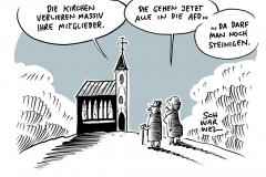 Kirche Mitgliederschwund– Neue Studie zu Christen: Kirchen droht massiver Mitgliederschwund