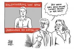 Überwindung des Kapitalismus: Kevin Kühnert fordert Kollektivierung von BMW