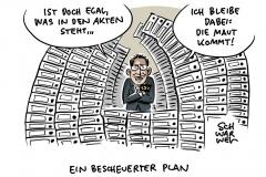 Maut Desaster CSU Scheuer