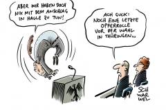 Bundestagsdebatte zu Halle: Für AfD ist das größte Opfer die AfD