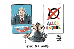 """Landtagswahl Thüringen – """"Flügel"""" der AfD """"immer extremistischer"""": Höcke scheitert mit Eilantrag gegen Verfassungsschutz"""