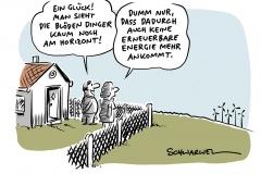 """CDU-Wirtschaftsminister will Windrad-Abstandsregel mit Kohleausstiegsgesetz verabschieden: """"Todesstoß für die Windenergie an Land"""""""
