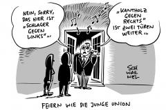 """Junge Union Berlin lädt zum """"Schlager gegen Links"""" ein: Facebook-User lästern über Musikauswahl und schicken Fake-Zusagen"""
