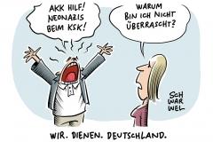 Kommando Spezialkräfte: MAD enttarnt rechtsextreme Bundeswehrsoldaten