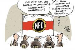 Mitgliederschwund bei Rechtsextremen: NPD will sich umbenennen