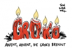 Neuer GroKo-Streit vorprogrammiert: SPD-Parteitag stimmt für Vermögensteuer, Hartz-IV-Abschaffung und Tempolimit