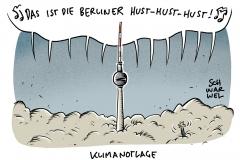 """Klimaschutz in der Hauptstadt: Berlin erklärt als erstes Bundesland die """"Klimanotlage"""""""