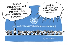 """Welt-Klimakonferenz geht ohne konkrete Ergebnisse zu Ende: """"Ein Angriff auf das Herz des Pariser Abkommens"""""""
