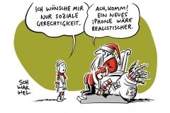 """Armutsbericht: """"Der Graben verläuft nicht nur zwischen Ost und West"""""""