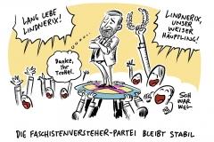 Polit-Chaos bei Thüringen-Krise: FDP-Spitze spricht Lindner das Vertrauen aus