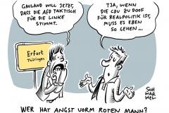 CDU nach Erfurt-Eklat: Wer hat das Sagen?
