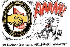 Politischer Neustart nach Thüringen-Wahl: Ramelow geht auf CDU zu