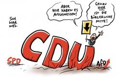 Partei in der Krise Machtkampf in der CDU