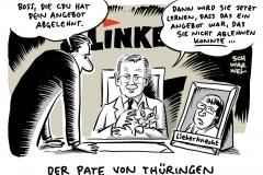 Thüringer Regierungskrise: CDU lehnt Ramelow-Vorschlag ab, CDU-Politikerin Lieberknecht als Übergangsministerpräsidentin zu wählen