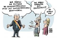 """Seehofer im Innenausschuss: """"Blutspur des Rechtsterrorismus"""" – Innenminister warnt vor Relativierung des Problems"""