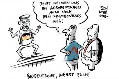 Nach Reichbürgerrede und Deutschland-GmbH: Xavier Naidoo provoziert mit Song gegen Migranten