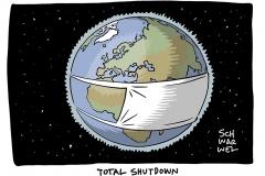 Corona-Pandemie: Weitere Beschränkungen in Deutschland