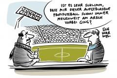 Coronavirus und Fußball-Bundesliga: Kein Blankoscheck von Bayerns Ministerpräsident Söder
