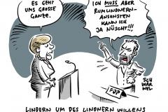 Mit Ungeduld ins Umfrageloch: FDP in der Corona-Krise
