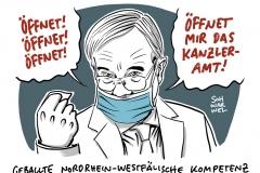 Armin Laschet: Kanzler um jeden Preis