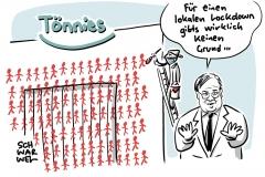 Corona-Ausbruch bei Tönnies: Bisher 1331 Infizierte – vorerst kein Lockdown