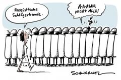 """Seehofer vs. """"taz""""-AutorIn: Bundesinnenminister kündigt Anzeige gegen """"taz""""-AutorIn wegen Anti-Polizei-Kolumne an"""