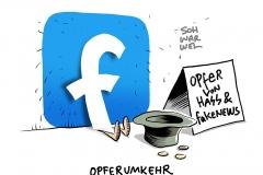Reaktion auf Werbeboykott: Facebook will strenger werden