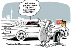 Bundestag verabschiedet Grundrente: Freitag soll Bundesrat über Gesetz entscheiden