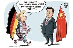 Insolventer Finanzdienstleister: Bundeskanzlerin Merkel warb in China für Wirecard