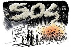 Brand im Flüchtlingslager Moria: Europa hat nichts verstanden