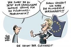 Rede zur Lage der EU: Die schöne neue Von-der-Leyen-Welt