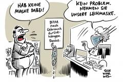 Auch im Einzelhandel: 80 Euro Bußgeld bei Verstoß gegen Maskenpflicht in Hamburg