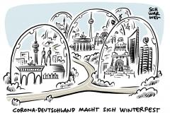 Merkel zu Coronakrise: Experten von Bundeswehr und RKI sollen Großstädte unterstützen