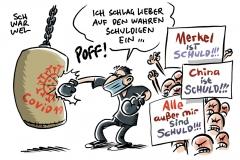 """Merkel zur Corona-Lage und Lockdown: """"So etwas wie eine Naturkatastrophe"""""""
