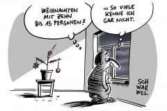 Spahn erteilt Feiern im Winter Absage: Keine Weihnachtsfeiern mit mehr als 10 bis 15 Personen