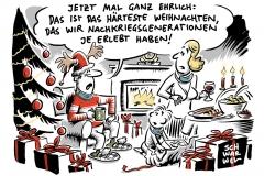 """Armin Laschets Spruch in der Kritik: """"Das härteste Weihnachten, das die Nachkriegsgenerationen je erlebt haben"""""""