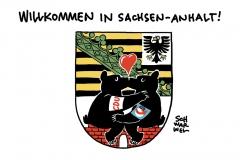 CDU und AfD machen in Sachsen-Anhalt gemeinsame Sache: CDU riskiert wegen Rundfunkgebühren einen Koalitionsbruch