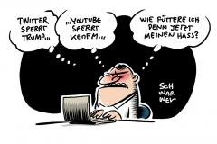 Falschinformationen zu Covid-19: YouTube sperrt Ken Jebsens Kanal endgültig