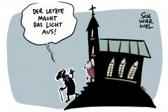 Missbrauch in der katholischen Kirche: Zahl der Kirchenaustritte steigt deutlich an