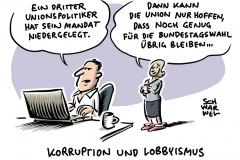 Korruption und Lobbyismus: Mit CDU-Abgeordnetem Hauptmann legt dritter Unionspolitiker sein Mandat nieder