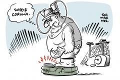 40 Prozent im Schnitt mehr als fünf Kilogramm zugelegt: Viele Deutsche haben in Corona-Krise deutlich zugenommen
