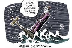 Nach Marx-Rücktrittsgesuch: Erzbischof Woelki denkt nicht ans Aufhören