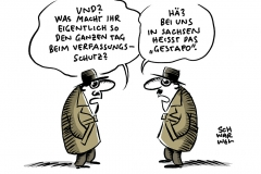 Martin Dulig von der SPD: Sächsischer Verfassungsschutz sammelte illegal Daten über Vize-Ministerpräsident