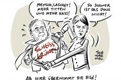 """Ex-""""Bild""""-Chefin Tanit Koch berät Laschet: CDU will wahlkampftauglich werde"""