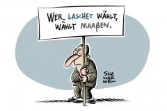 """Zu links, zu grün: Maaßen fordert Gesinnungstest für """"Tagesschau""""-Personal"""""""