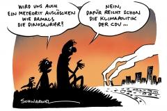 Radikales Nichtstun: Protest von Klima-Aktivisten vor NRW-Zentrale der CDU