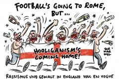 Niederlage im EM-Finale: Rassismus der Fans gegen eigene Spieler
